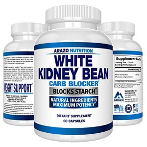 White Kidney Bean Extract - 100% Pure Carb Blocker and Fat Absorber for Weight Loss - Intercept Carbs – Arazo Nutrition 7 - My Weight Loss Today