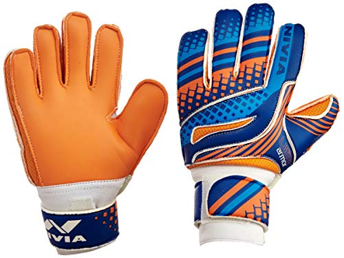 Nivia 891 Ultra Armour Goalkeeper Gloves, Large (Multicolour)
