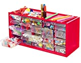 Kraftic Arts & Crafts Supplies Center for Kids Craft Supplies Kit...