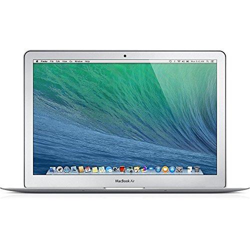 Apple MacBook Air 13.3-Inch Laptop MD760LL/B, 4GB Ram - 128GB SSD - 1.4 GHz Intel i5 Dual Core (Renewed)