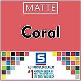 Stahls' Matte 15' x 2' Foot Roll HTV Cad Cut Heat Transfer Vinyl...