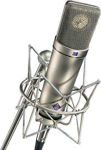 Neumann U 87 Ai Large-Diaphragm Condenser Microphone - Matte Black