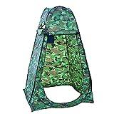 HI SUYI 6 FT Tente de Douche Portable Pop Up Cabine Changement Tente De Camping Instantanée Pliable Intimité...