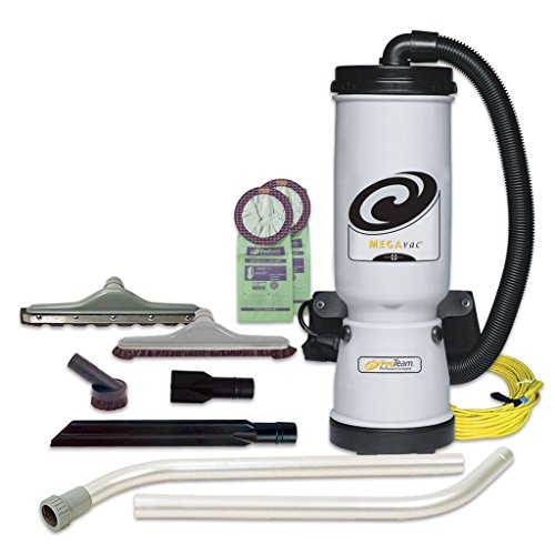 ProTeam Commercial Backpack Vacuum,...