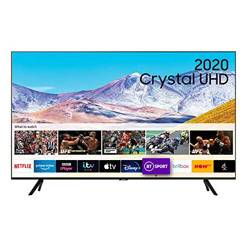 """Samsung 50"""" TU8000 HDR Smart 4K TV with Tizen OS"""