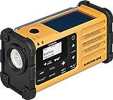 Sangean MMR-88 Dab+ Radio Dynamo Solaire, FM-RDS, Fonctionne sur Une Batterie/la...
