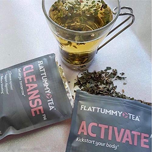 Flat Tummy, 2-Step Detox Tea, 2-Week Program 3