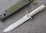 FARDEER KNIFE Couteau de Survie d'extérieur Outdoor Chasse pour Camping...