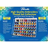 Brother ETKS63 Pacesetter Embroidery Sewing Thread Set