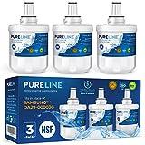 Samsung DA29-00003G Certified Water Filter. COMPATIBLE SAMSUNG MODELS: DA20-00003G, Aqua Pure Plus, RS22HDHPNSR, DA29-00003B, HAFCU1. High-End Generic Filter with Advanced Carbon Block. (3 pack)