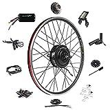 EBIKELING Waterproof Ebike Conversion Kit for Electric Bike 26