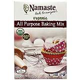 Namaste Foods Organic Gluten Free All Purpose Baking Mix, 16 ounces – Allergen Free