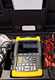Fluke 199C 199 C 200MHZ Portable Oscilloscope Scopemeter MultiMeter Meter Tester Test Equipment
