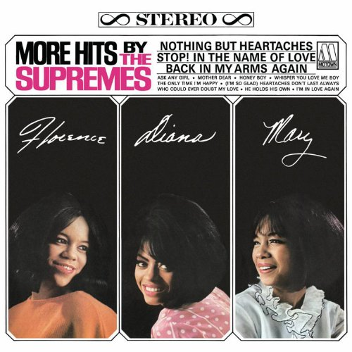 More Hits By The Supremes, Expanded Edition