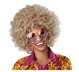 California Costumes Women's Dirty Blonde Foxy Lady Wig, One Size