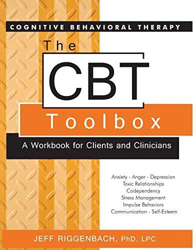 Caja de herramientas de la terapia cognitivo-conductual (TFM/TFG) un libro de trabajo para clientes y médicos