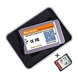 Reyann Carte SD 16G + Adaptateur Carte PCMCIA vers SD compatible pour Benz Comand APS C197 W212 W204 W221 W207 avec prise PCMCIA