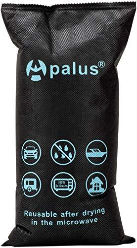 Apalus Luftentfeuchter Auto Wiederverwendbar   Entfeuchter Kissen Für Beschlagene Autoscheiben   Perfekt Für Auto, Wohnmobile, Garage, Wohnung, Bad, Schrank, Kleiderschränke (1kg) + Antirutschmatte