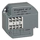 Legrand LEG49120 Télérupteur 1p 10 ax 230 V~ 50/60 Hz intensité max...