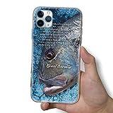 AnglersLife スマホケース iPhone アイフォン 【TPU】ジャイアントトレバリー(GT) 【iPhone SE……