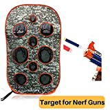 wishery Large Target for Nerf Guns for Kids.Great for Shooting Practice, Nerf Birthday Party, Wars.