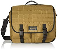 The Sierra Tactical Messenger Bag brings together the strength and flexibility, inspired by our military heritage. Carry all your stuff on everyday rides or pack it up for the long trip home, the bag works equally good for both. Messenger bag ; Total...