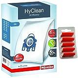 Véritables sacs à poussière efficaces GN HyClean 3D pour aspirateur...