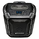 ECOXGEAR GDI-EXBLD810 Waterproof Portable Bluetooth/AM/FM Wireless 100W Speaker & PA system