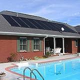 XtremepowerUS Inground/Above Ground Swimming Pool Solar Panel Heating System 28' X 20'