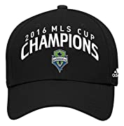 Officially licensed by MLS Champs graphic with team logo Specially designed for MLS cup Champs