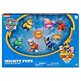 PAW PATROL- Set Regalo Mighty Pups, Multicolore, 6046559