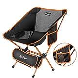 BuFan Chaise de Camping Pliable Compact Chaise de...
