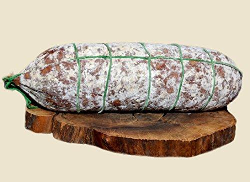 Mortadella di Gombitelli (Salame Nostrale) 1,5 kg - Salumificio Artigianale Gombitelli - Toscana