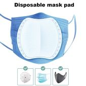Neutral Type Air Pollution Dust-Proof Cover Gasket, Disposable Air Purifier Respirator Safety māsk, Active Respirator Respirator māsk Sealing Component, Common for Men And Women