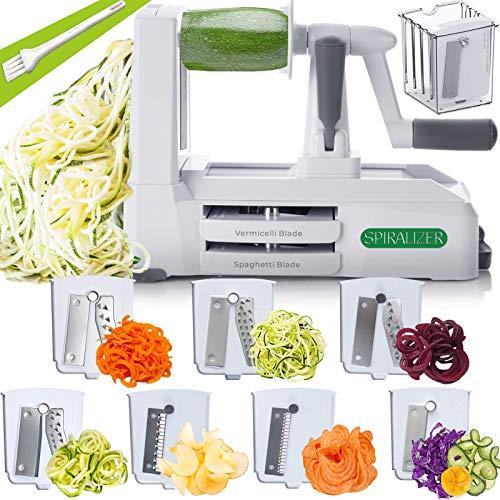 5-Blade VegetableSpiralizer