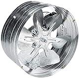 iLIVING ILG8G14-12T Newest Automatic Gable Mount Attic Ventilator Fan with Adjustable Thermostat, 3.10 Amp, 1220 CFM