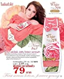 Mistine White Spa Uv Body Serum Lotion with Placenta Glutathione & Organic Rose Made From Thailand