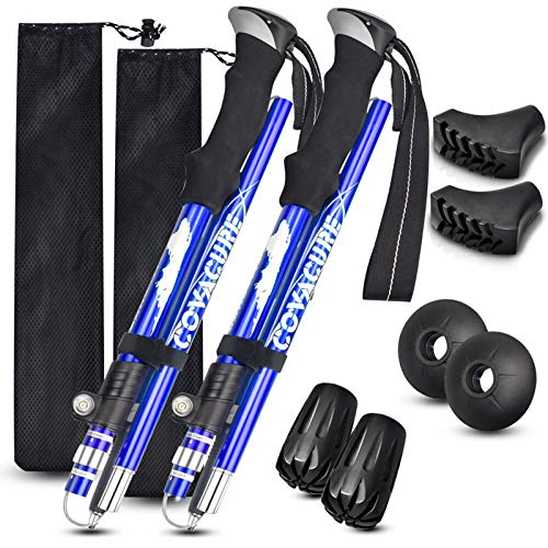 Trekking-Poles-Collapsible-Hiking-Telescopic