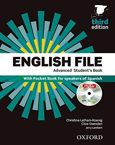 English File 3rd Edition Adavanced Student's Book+Itutor+Pb Pack (English File Third Edition)