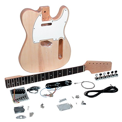 Saga TC-10 Electric Guitar Kit - T Style