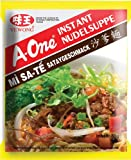 A-ONE Instantnudeln, Satay (BBQ), 10er Pack (10 x 85 g Packung) (Misc.)