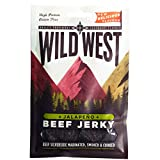 Wild West Jalapeno Natural Beef Jerky 70 Grams Pack