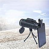 AKEFG Monoculaire Télescopes, Objectif pour téléphone 40X60 Zoom HD...