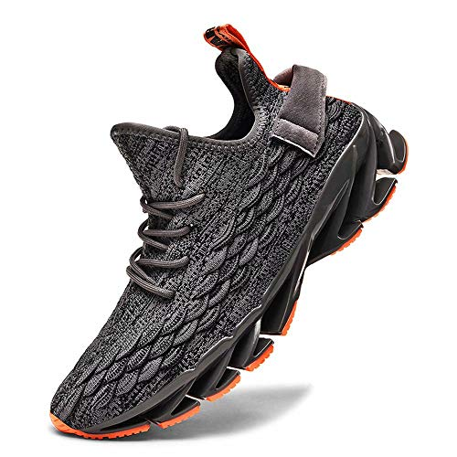 FUSHITON Chaussures de Sport Hommes Basket Running Compétition Training...