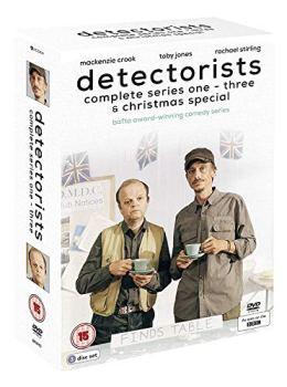 Detectorists Series 1-3 Complete Boxed Set [Edizione: Regno Unito] [Import]