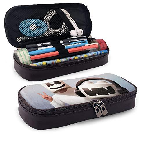 Cigarse Mar-Shmello - Astuccio per cancelleria, per la scuola, da viaggio, con stampa