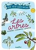 Les arbres (Mon petit guide nature) (French Edition)