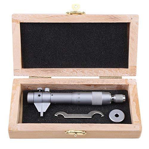 Micrometro interno TOPINCN Diametro interno del foro preciso Diametro interno Gage Gauge 5-30mm Gamma 0.01mm Precisione