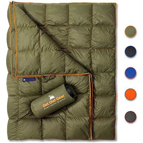 Get Out Gear Camping Blanket