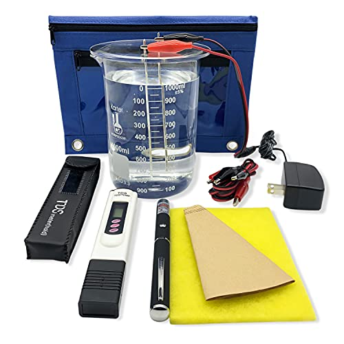 24V Colloidal Silver Generator with 99.99% Silver. Just add Water &...